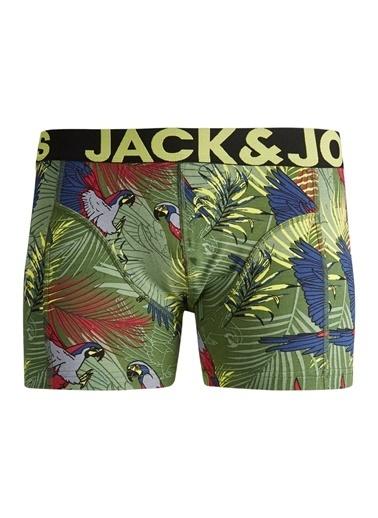 Jack & Jones Jacanımals Trunks Sts. Yeşil